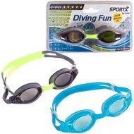 Duikbril + Zwembril + Snorkel