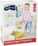 Houten Loopwagen Dieren_