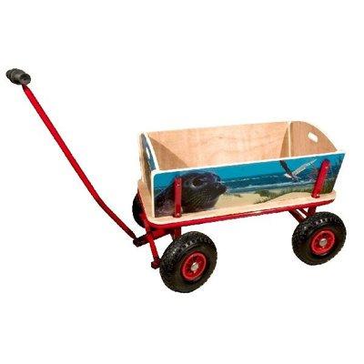 Wooden Bolderwagen
