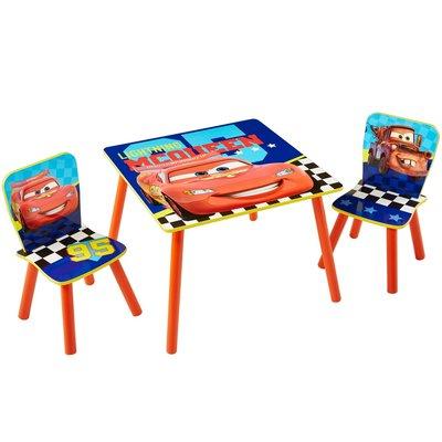 Tafeltje met 2 stoeltjes Cars