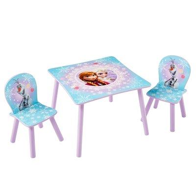 Tafeltje met 2 stoeltjes Frozen