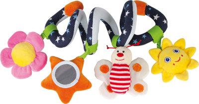 Baby Speelgoed Grijpspiraal