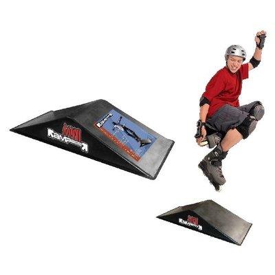 Rampage Mini Airbox Dubbele BMX/Skaters Springschans
