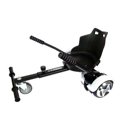 Oxboard Kart Zwart
