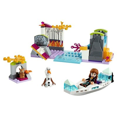 Lego 4+ Disney Frozen 2 41165 Anna's Kano-Expeditie