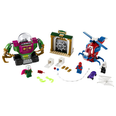 Lego 4+ Spiderman 76149 Mysterio Mecha-Robot