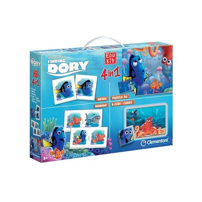 Clementoni Finding Dory Super Kit 4in1