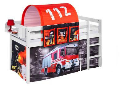 Halfhoogslaper Brandweer met tent
