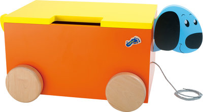 Speelgoedbox Hond