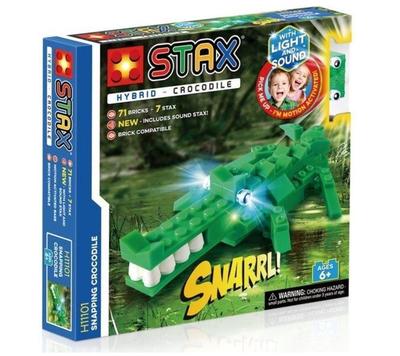 STAX - Bijtende Krokodil