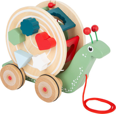 Trekspeelgoed - Slak