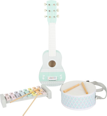 Muziekset Pastel