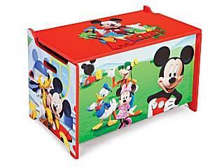 Speelgoedkist Mickey