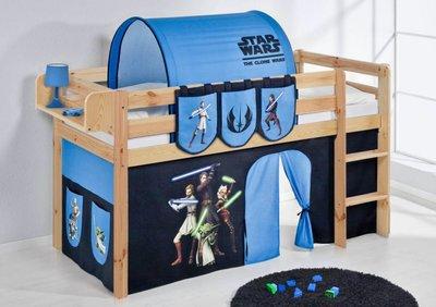 Halfhoogslaper Star Wars Blank met tent
