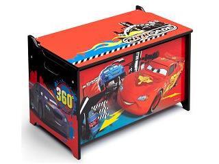 Speelgoedkist Cars