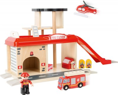 Houten Brandweerkazerne