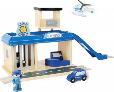 Houten Politiebureau