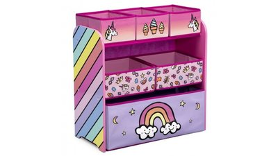 Speelgoed opbergkast Unicorn Dreams