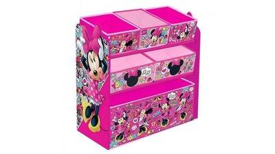 Speelgoed opbergkast Minnie