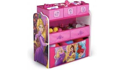 Speelgoed opbergkast Princess