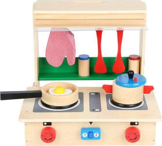 Kinderkeuken in koffer Pro