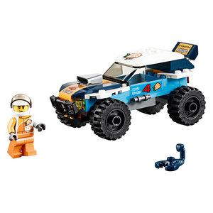 Lego City 60218 Woestijn Rallywagen