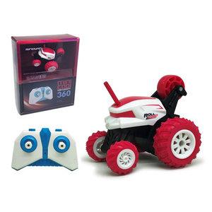 Sinovan RC Mini Cooi 360 Graden Stunt Racer Rood