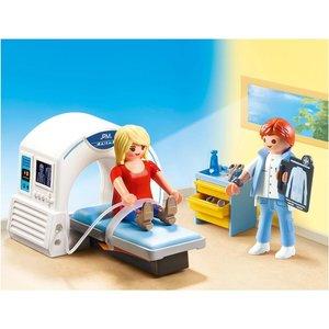Playmobil 70196 City Life Radiologie met 2 Figuren + Accessoires