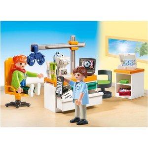 Playmobil 70197 City Life Oogarts met 2 Figuren + Accessoires