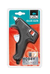 Bison BI-6311398 Glue Gun Hobby Lijmpistool Blister Met 2 Sticks