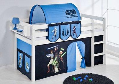Halfhoogslaper Star Wars met tent