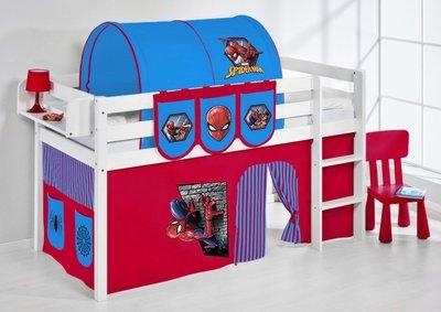 Halfhoogslaper Spiderman met tent