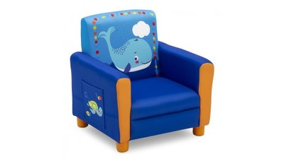 Kinderfauteuil Tommy Turtle