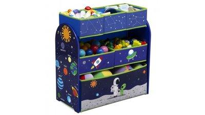 Speelgoed opbergkast Alfie de Astronaut